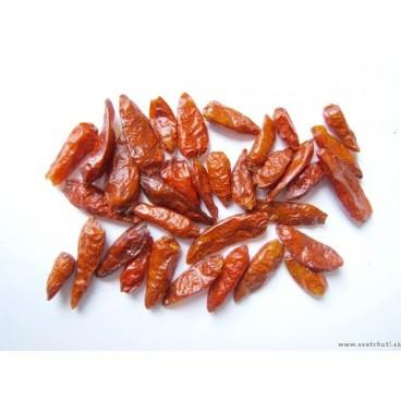 Chilli papričky -Vtáčie oko